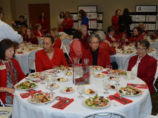 Women With Heart Luncheon