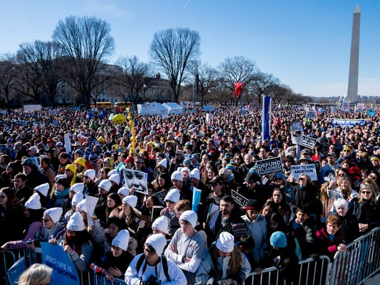 AP MARCH FOR LIFE A USA DC