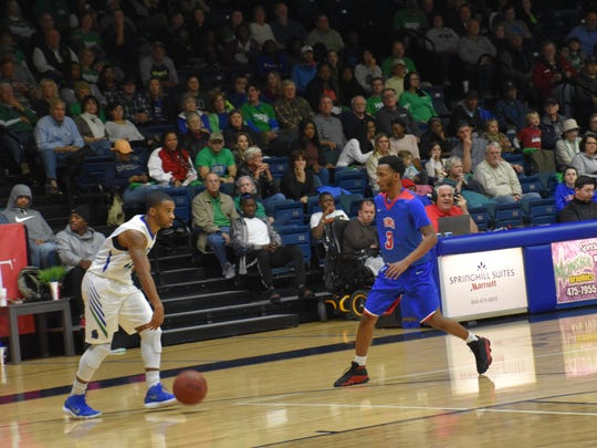 UWF had one of its bigger crowds Friday night for game against West Georgia, but the challenge remains to create more of a home court feeling for a team off to a 17-1 start and ranked in Top 15 of both polls.