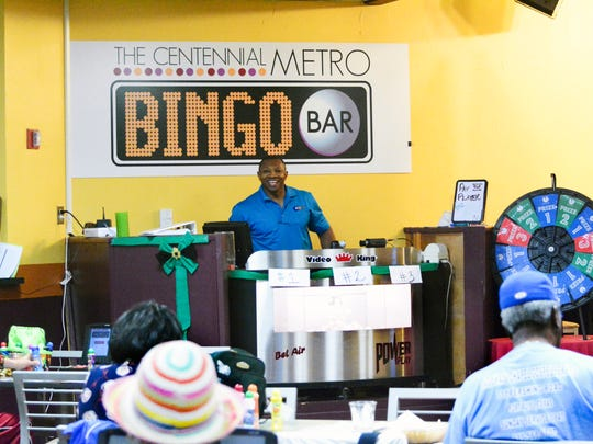 Bingo players will have a chance to win a $1,000 Pot O' Gold drawing at the Centennial Club.