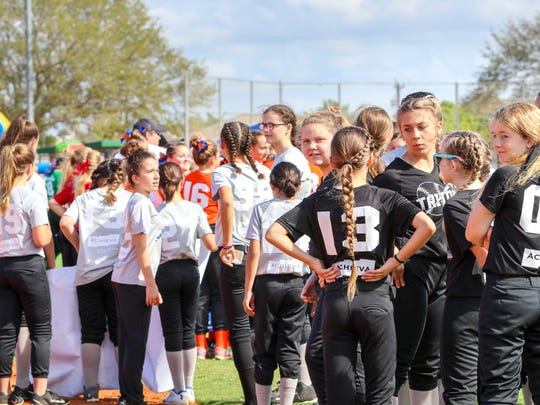 The Cape Coral Fastpitch Little League Softball program