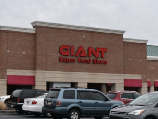 A Giant Food store in Pennsylvania.