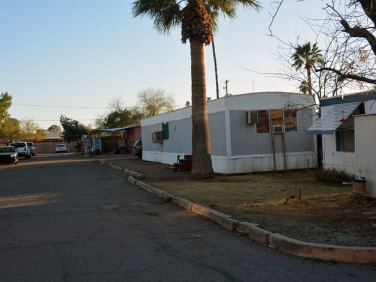 Residents of the Tempe Trailer Park have 180 days to find a new place to move their trailer to since the property owner sold the land.