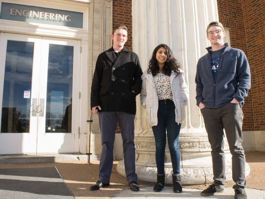 UC engineering students are building satellites with unique sensors to test whether a thin carbon shield can protect astronauts from deadly exposure to radiation during long-term space flights.