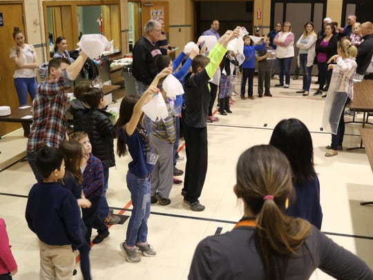 "Immaculate Conception hosted its fourth annual ""Science"