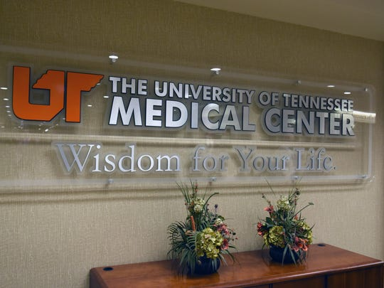 UT Medical Center sign