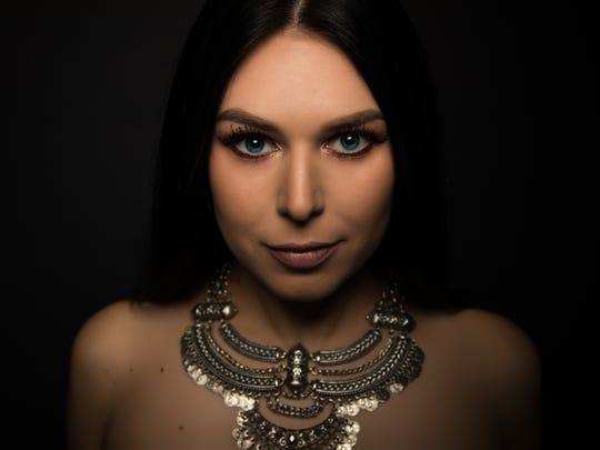 Kate London will perform last at Thursday's Tachevah Music Showcase.