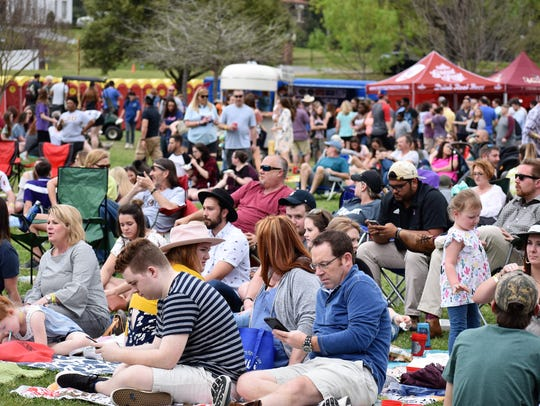 Crawfest will return to Betty Virginia Park for its third year on Friday, March 22 and Saturday, March 23 in Shreveport.