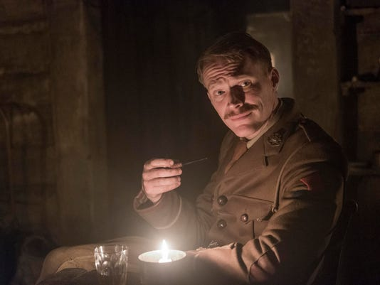 "Paul Bettany stars in ""Journey's End."""