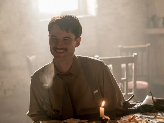 "Tom Sturridge stars in ""Journey's End."""