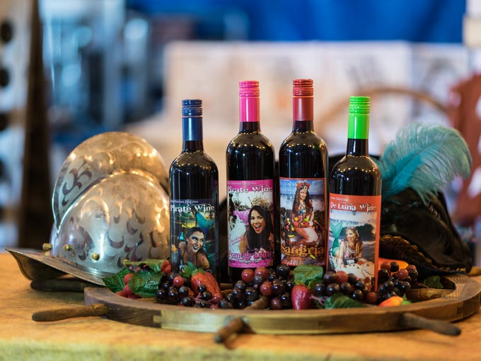 Downtown Pensacola's only winery is opening Saturday,