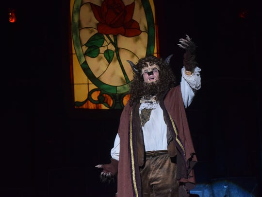 "The Holy Savior Menard Theatre Arts, under the direction of Cherise Rino, is set to present Disney's ""Beauty and the Beast"" beginning Wednesday (April 11, 2018) through Sunday at the Coughlin-Saunders Performing Arts Center in downtown Alexandria. Starring as the  Beast is Jordan Willis. The heroine Belle is portrayed by Claire Marie Miller and William Sadler portrays Gaston. The musical is about a prince who is transformed into a beast by an enchantress as punishment for his selfishness. His staff is transformed into household objects. Falling in love is the only way for him to break the spell. Showtimes are 7 p.m. Wednesday through Saturday and at 2 p.m. Saturday and Sunday. Tickets are $15 and can be purchased at the door, the Menard front office or at www.ticket-central.org. For more information, call (318) 445-8233."