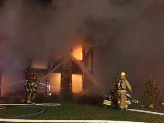 Middletown fire