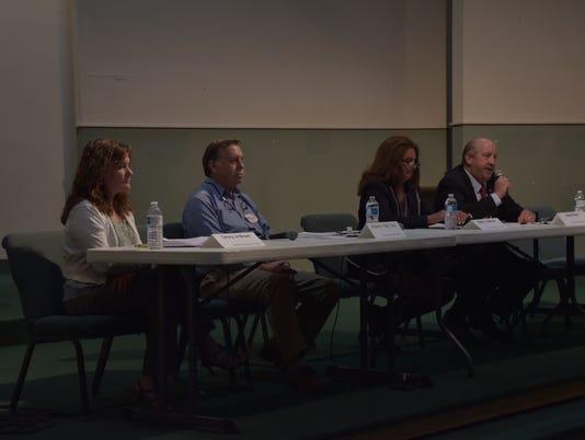 Santa Rosa County Commissioner candidates