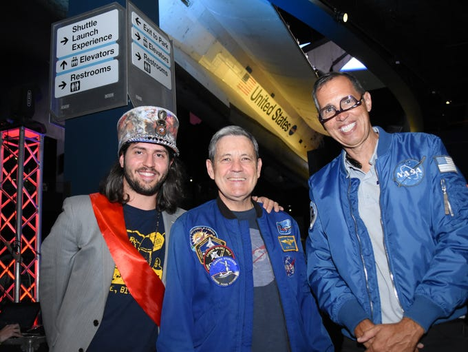 SpaceX Dragon 2 manager and Yuri's Night ambasador