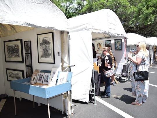 The LeMoyne Chain of Parks Art Festival is set for April 27.
