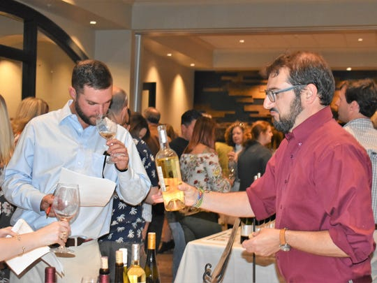 The 2019 Wine & Swine Festival includes tastings of more than 60 wines, available for bottle purchases. The event will be 3 p.m. Sunday, May 19 at Wine Country Bistro in Shreveport.
