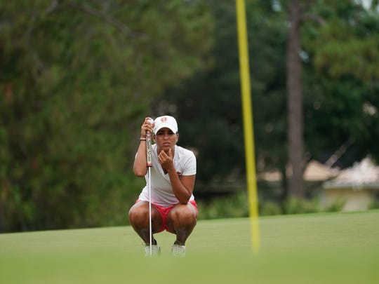 PORT ST. LUCIE, FL - MAY 12: Yudika Rodriguez of Bethune