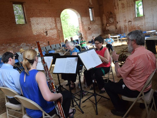 The fourth annual Sugarmill Music Festival will begin Friday, May 17, 2019 at Rosale Plantation off the Old Baton Rouge Highway. A meditation labriynth, plein air painting and an architectural tour will be part of the three-day festival