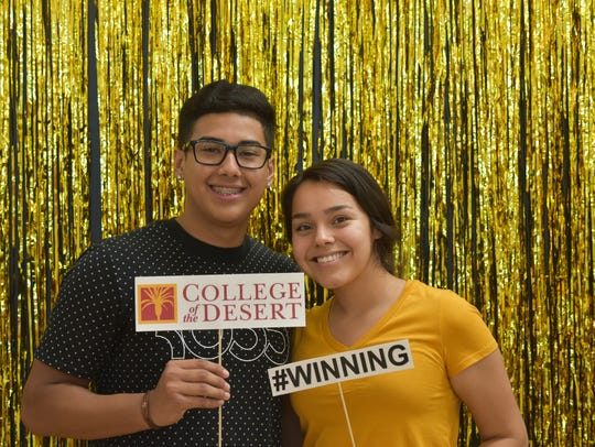 "College of the Desert has a ""winning"" approach to education"
