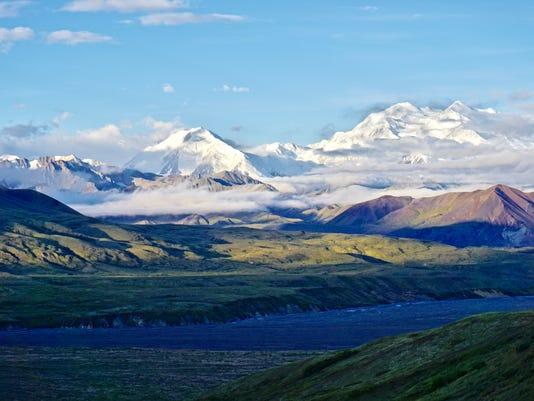 Mt. Denali Alaska