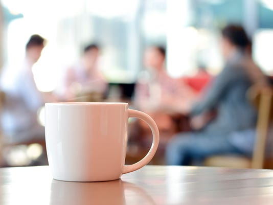 Coffee with CASA information session