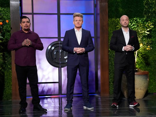 Home cooks compete to earn a spot in the Top 24 in