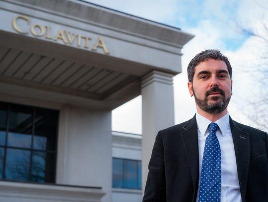 Giovanni Colavita, CEO of Colavita USA.