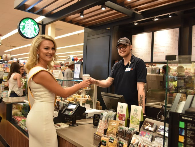 Miss Food City, Hannah Everhart, pops in to the new
