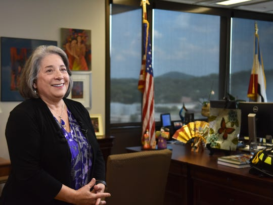 Mayor Madeline Rogero discusses the appointment of