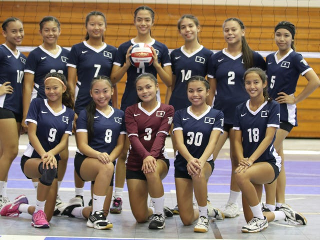 Haggan girls flock to Cali tournament