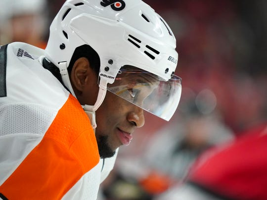 Wayne Simmonds averaged 28 goals per season since he