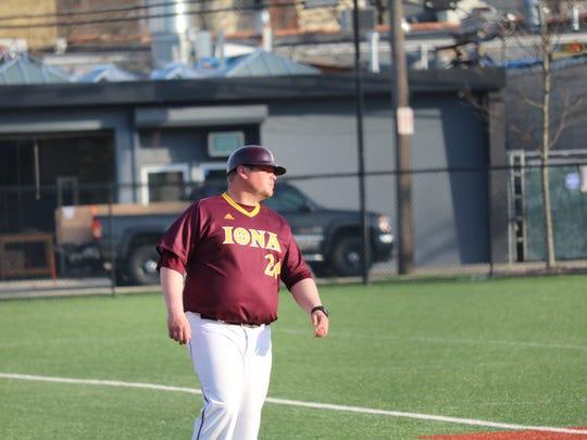 Iona College named former John Jay-East Fishkill catcher Paul Panik its new head coach.