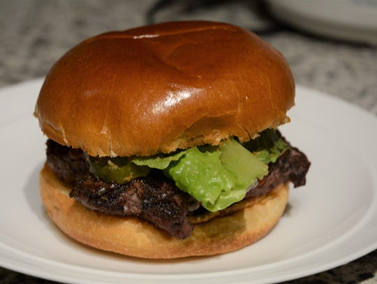 """Hamburger"" was the most-searched recipe in Iowa, Missouri,"