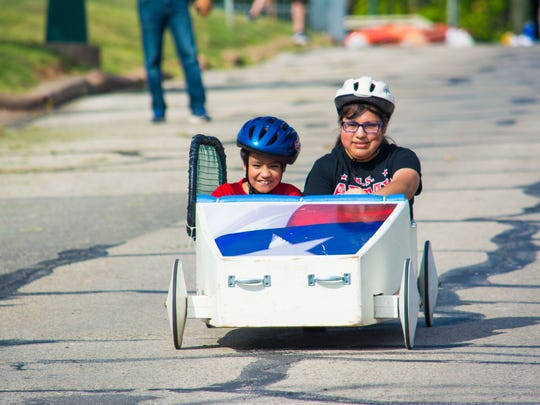 The 2018 Soap Box races will kick off from 9 a.m. to noon, Saturday at the Downtown YMCA with races, a car show and family fun activities.