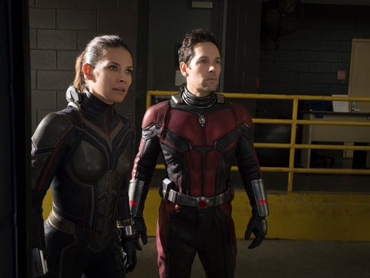 AP FILM REVIEW - ANT-MAN AND THE WASP A ENT