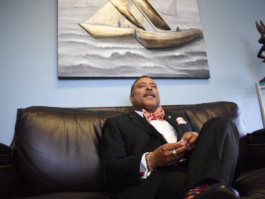 "In his office, attorney Arnold Reed, founding partner of Arnold E. Reed & Associates, P.C., talks about notable cases, awards and being the ""smartest S.O.B. (Son of a Barber)"" in Southfield."