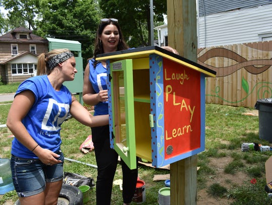 Building a free library