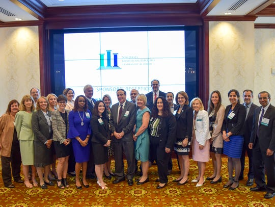 The 2018 graduating class of the New Jersey Healthcare