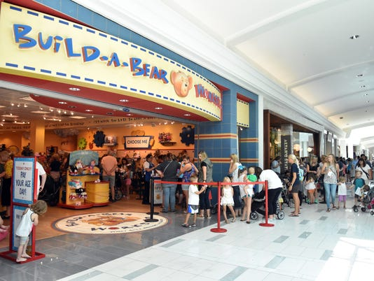 Build A Bear Sale Knoxville Mall Sees Big Crowds
