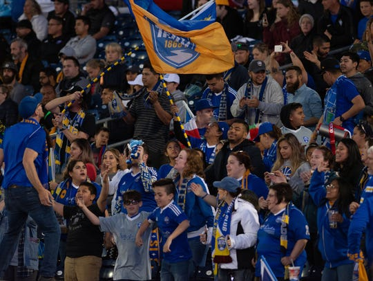 Reno 1868 FC lost to Morelia Monarcas from Liga MX,