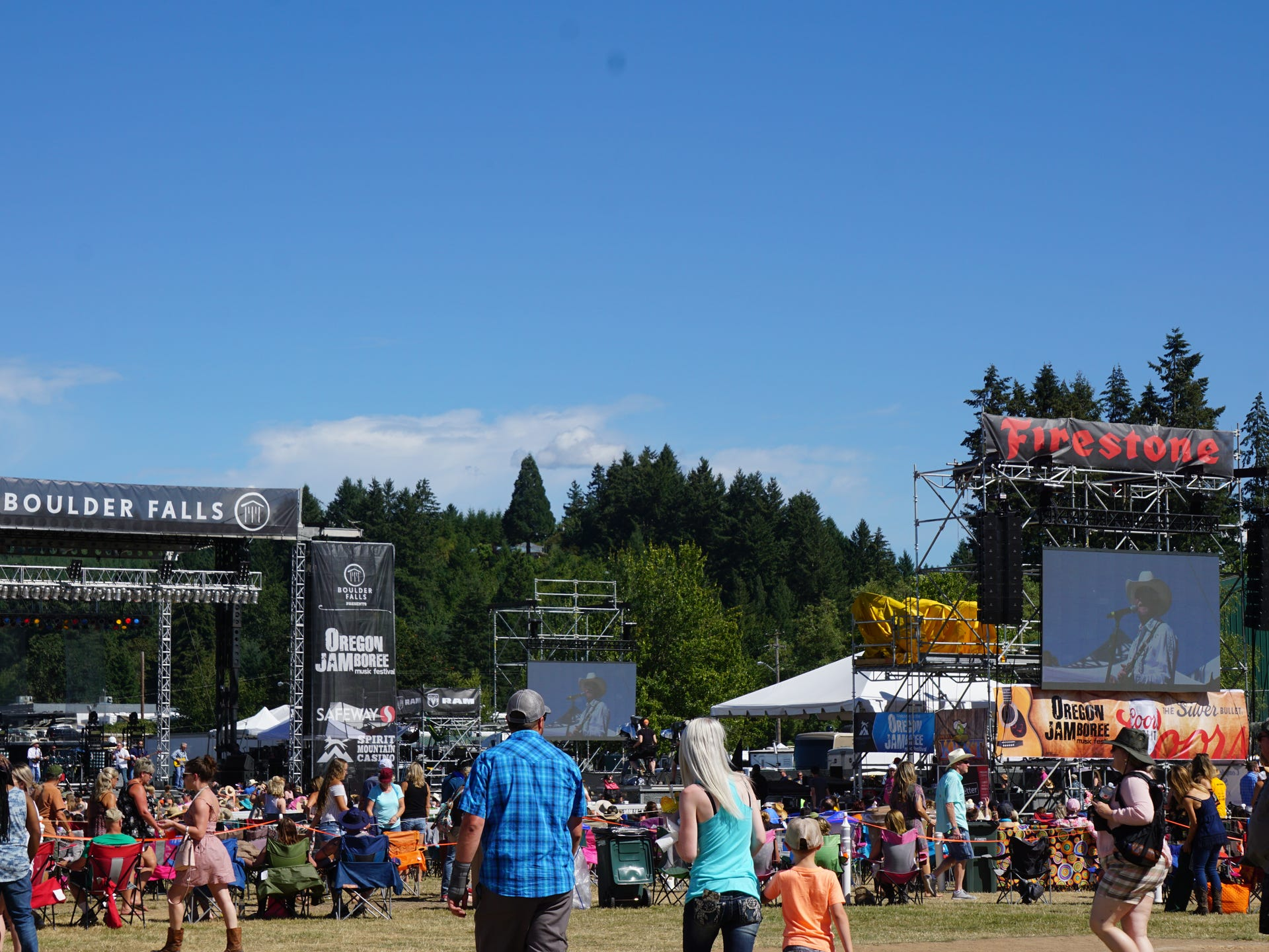 PHOTOS: Snapshots from the 2018 Oregon Jamboree in Sweet Home