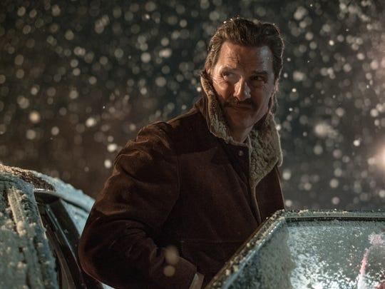 "Matthew McConaughey stars in ""White Boy Rick."""
