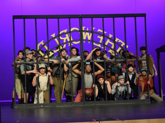 "Lagniappe Theatre is set to present Disney's ""Newsies!"" At 7 p.m. Friday and Saturday and at 2:230 p.m. Sunday at the Coughlin-Saunders Performing Arts Center in downtown Alexandria. The musical, set in turn-of-the century New York City, is about Jack Kelly, a charismatic newsboy and leader of a band of teenaged ""newsies"" who go up against the publishers of the city's newspapers when they raised the rate of distribution rates for the newspaper boys. Jack rallies the newsboys to strike and fight unfair practices. The musical is based on the 1992 movie and was inspired by a true story, Ticket prices are $18 for adults, $16 for seniors and $13 for students. VIP tickets are $20."