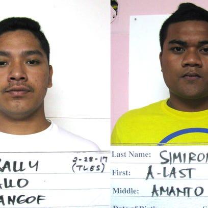 Police arrest two in Alvarez homicide