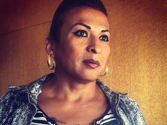 Karyna Jaramillo, es una inmigrante mexicana y coordinadora de defensa para Trans Queer Pueblo.