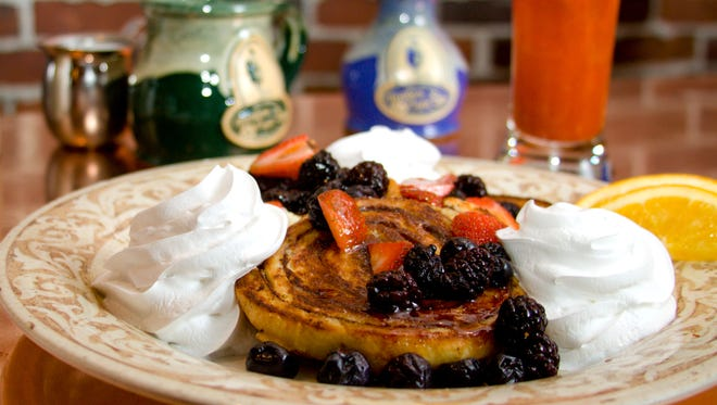 Enter to win a $50 gift card to Another Broken Egg Cafe.