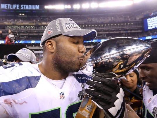 USP NFL: SUPER BOWL XLVIII-DENVER BRONCOS VS SEATT S FBN USA NJ