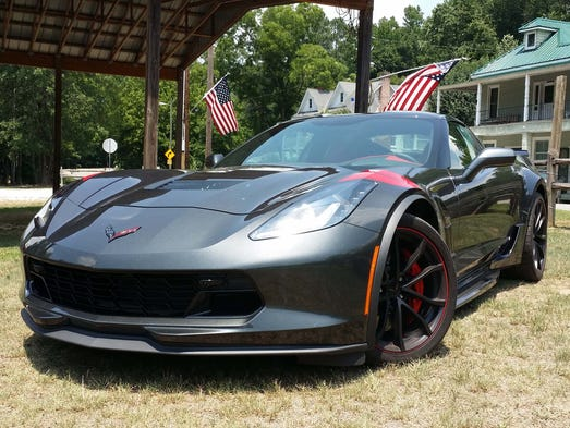 "Detroit News auto critic Henry Payne says ""the Corvette"