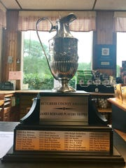 The Jim Bernard Players Trophy, which will be awarded